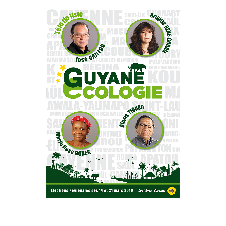 Guyane Ecologie