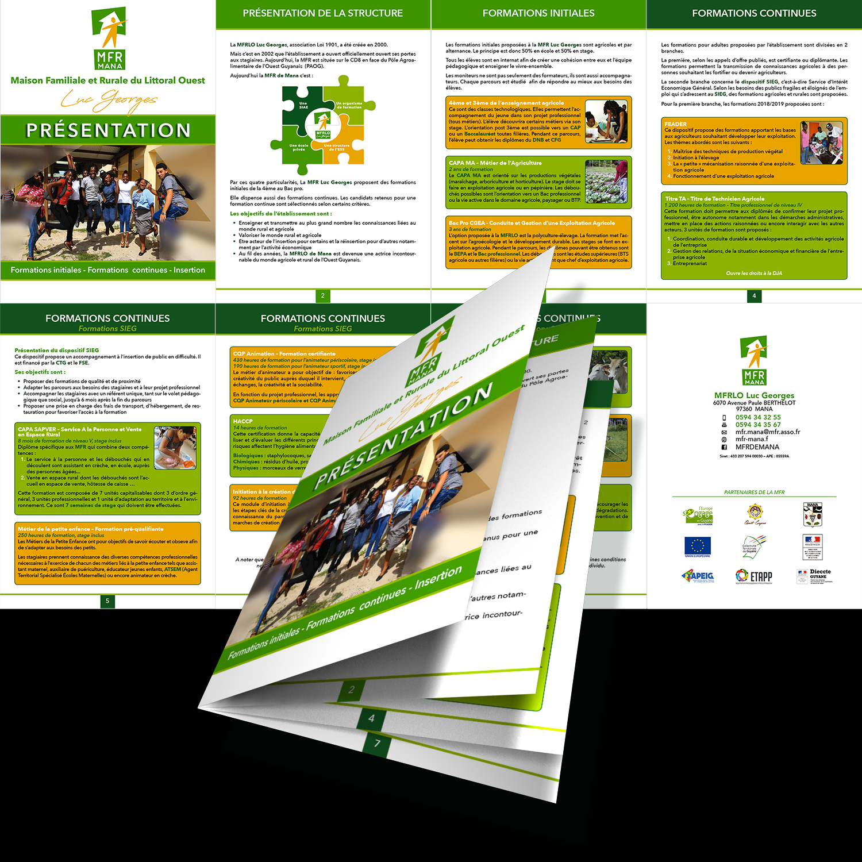 Brochure MFR