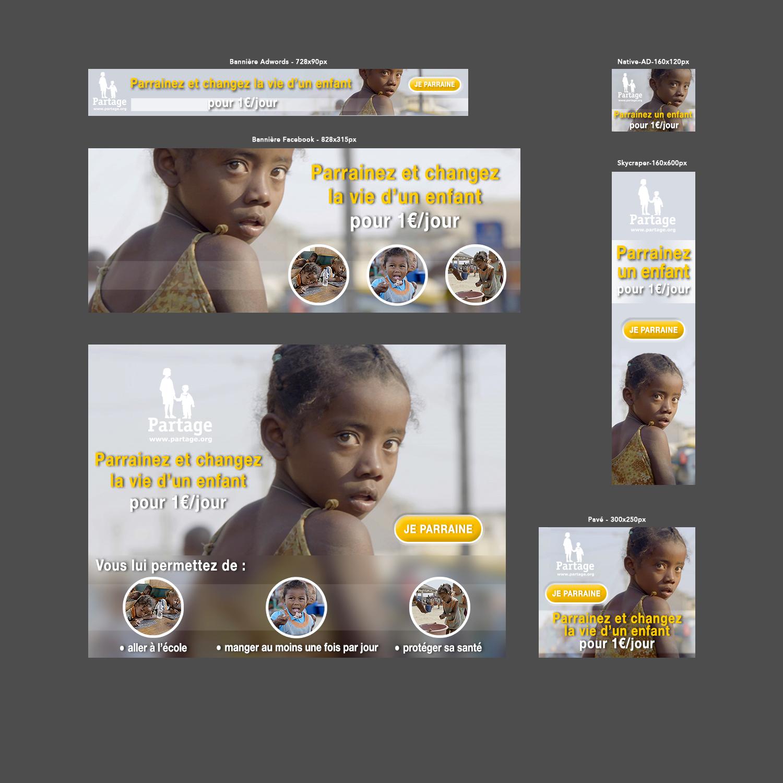 Campagne Web Partage