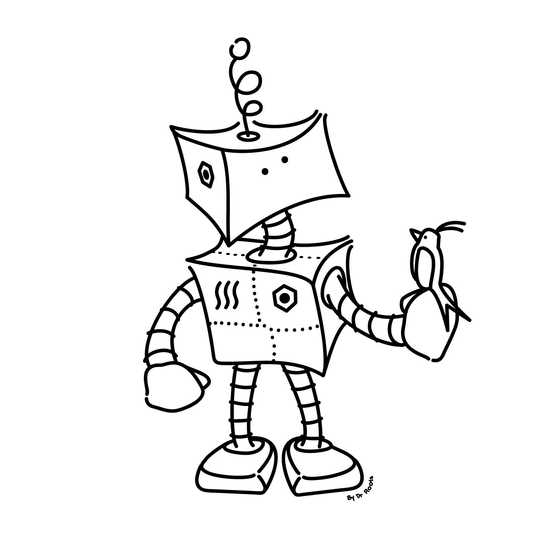 Robot&bird
